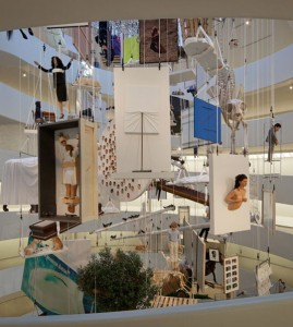 The Guggenheim Museum creates its first mobile app for Maurizio Cattelan