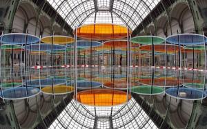 Monumenta 2012 features Daniel Burren