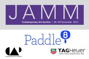 JAMM's Contemporary Art Auction on Paddle8.com: Bid online !
