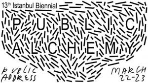13th Istanbul Biennale: Public Alchemy