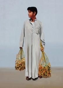 "AL M. Gallery: Jassem Bu Hamad ""Between Sea and Desert"""