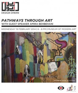 Museum of Modern Art: Pathways Through Art by Design Diwan