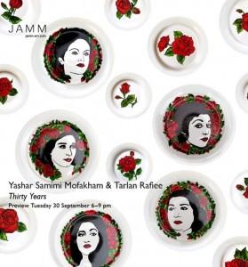 JAMM Dubai: Yashar Samimi Mofakham & Tarlan Rafiee: Thirty Year