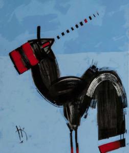 Boushahri Gallery: Hameed Khazaal