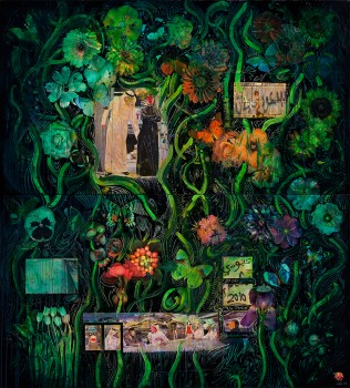 "Contemporary Art Platform: Shurooq Amin ""It's a Mad World"""