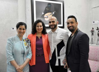 Boushahri Gallery: Opening of K'S Path 2017 Art and Design Exhibition