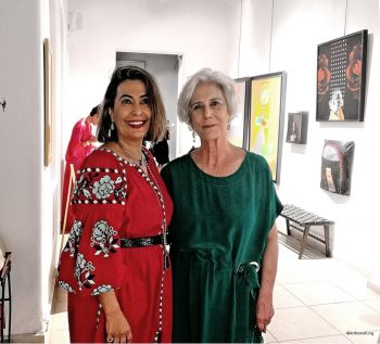 Dar Al Funoon Gallery: Opening of a Private Collection